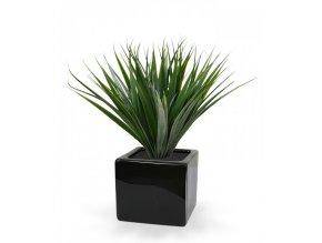 Umělá rostlina Bamboo bush (28cm)