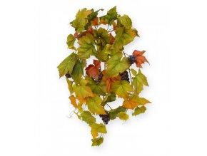 Umělá rostlina Vinná réva převis (75cm)