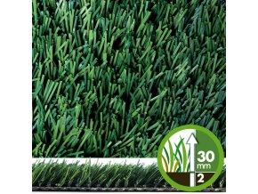 Umělý trávník FRESH MAT (metráž)  cena za 1m2