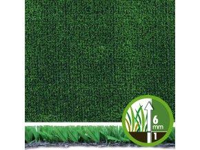 Umělý trávník STANDARD GREEN (metráž)  cena za 1m2