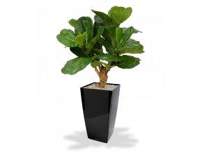 Umělý strom Fikus Lyrata DeLuxe (90cm)