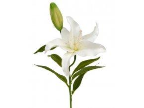 Umělá květina Lilie Deluxe (55cm)