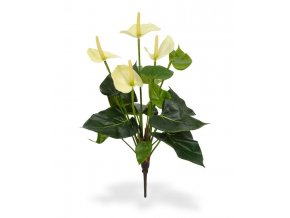 405104cr anthurium boeket 40 creme 1