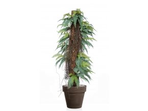 Fern Stratus on Pineapple 140 cm Green V5509002