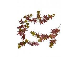 herfst maple guirlande