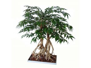 Myrsifolia Root Bonsai 80 cm Green V1068010
