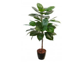 Rubber Topiary 100 cm Green V5542002