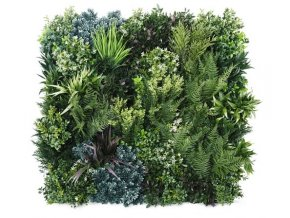 artificial green wall panel colour box