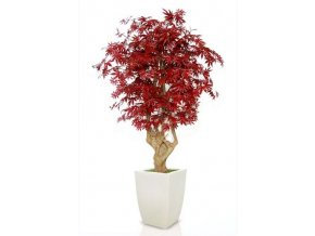 Umělý strom Maple Malabar (Varianta (220cm) barva burgundy)