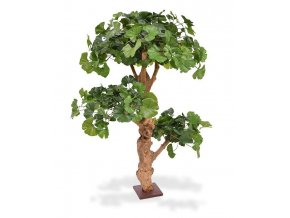 gingko bonsai deluxe kunstboom 95cm