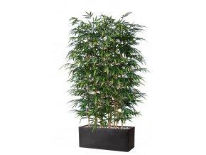 Bamboo Fence 240 cm Green V1074044