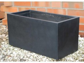 Truhlík sklolaminát Mani (80cm) (Varianta (80cm) antracit)