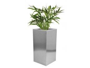 Květináč nerezový Berni (Varianta 80cm)