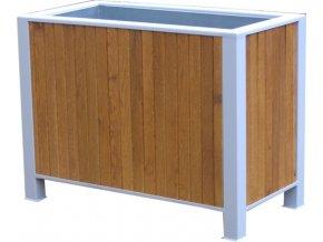 Květináč dřevěný Piko (Varianta 50x100x75cm)