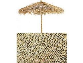 Panel z palmových listů - kulatý (210cm)