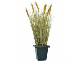 Umělá rostlina Pšenice podzimní (60cm)