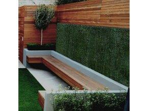 Umělý živý plot Strip Soft (role 300cm)  100, 120, 150, 180, 200cm