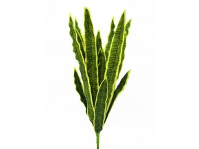 Umělá rostlina Sansevieria (60cm)