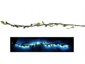 Dekorace - LED větvička myrty (180cm)