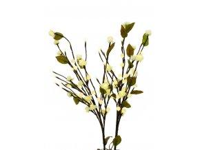 Dekorace - LED rostlina Camelie (50cm)