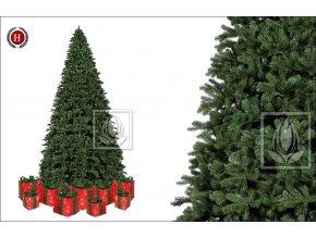 Umělý vánoční stromek XL Asta (Varianta 500cm)