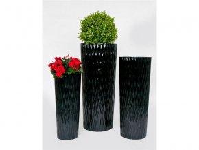 8833 kvetinac sklolaminat oriana 41x99 5cm cerna