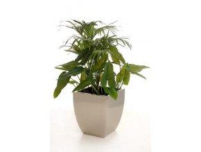 Květináč nerezový Cubic (45cm)