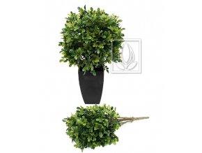 Umělý buxus - větvička (50cm)