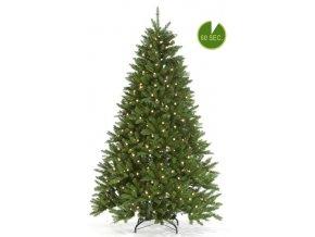 Umělý vánoční stromek Manfred LED (Varianta 240cm)