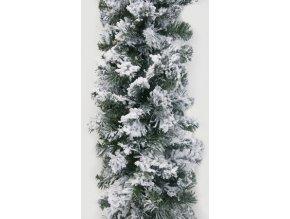 Umělá girlanda Snowy LED (270 / 35cm)
