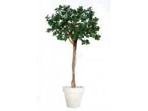 Umělý strom Fikus Panda Globe (160cm)