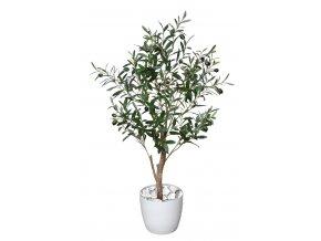 Umělý strom Olive Elfie (100cm)  olivovník