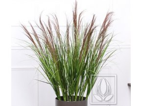 Umělá rostlina Tráva luční (130cm)
