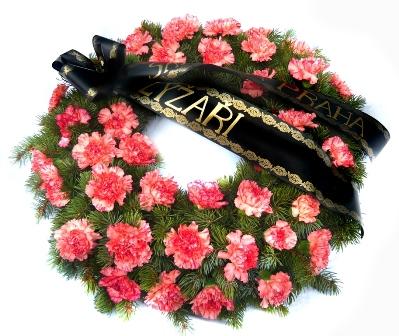 Rozvoz květin na smuteční obřad