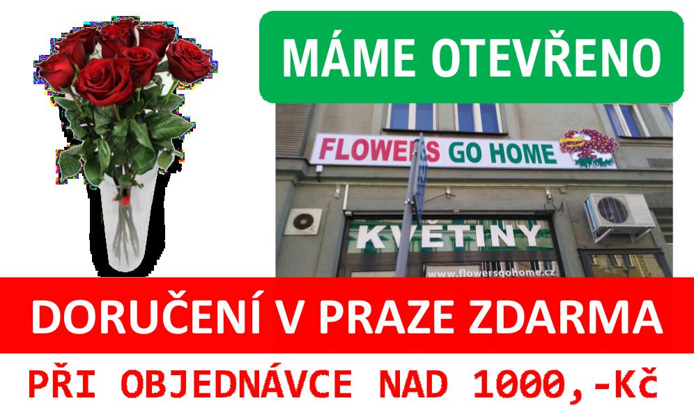 Květinářství Praha