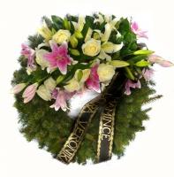 Květiny pohřební služba