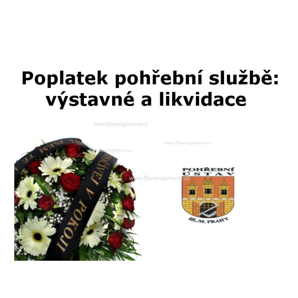 Poplatek pohřební službě