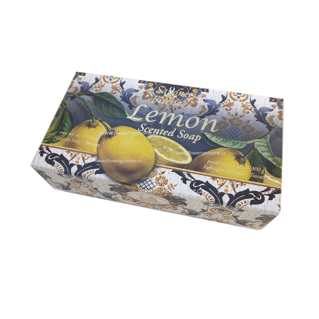 Mýdlo 300 g lemon