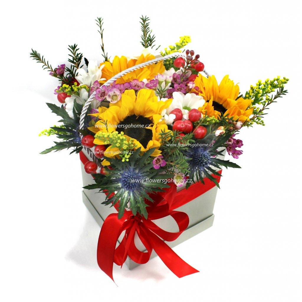 Květiny k MDŽ
