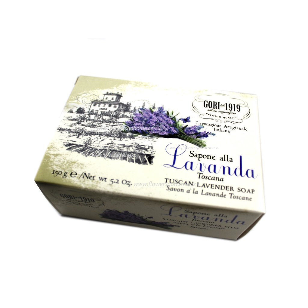 Mýdlo levandule 150 g