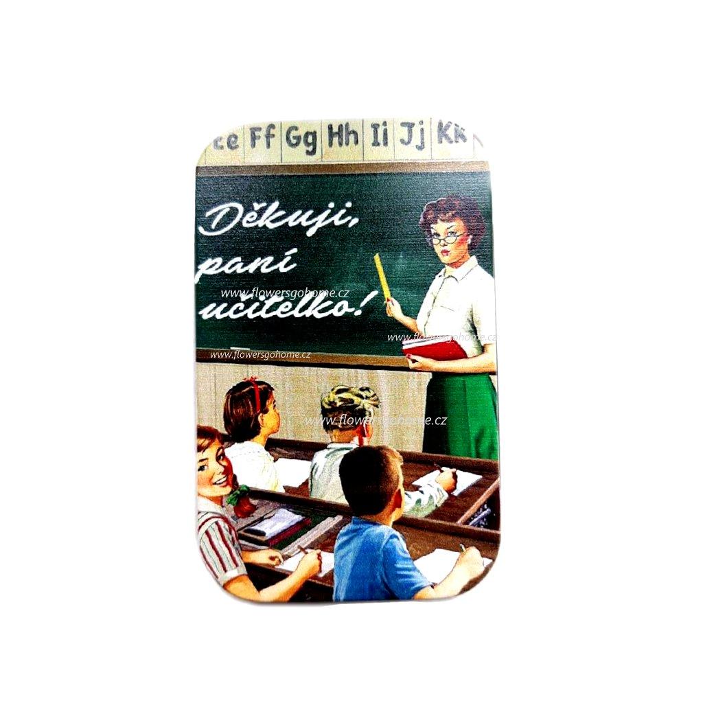 Pro paní učitelku