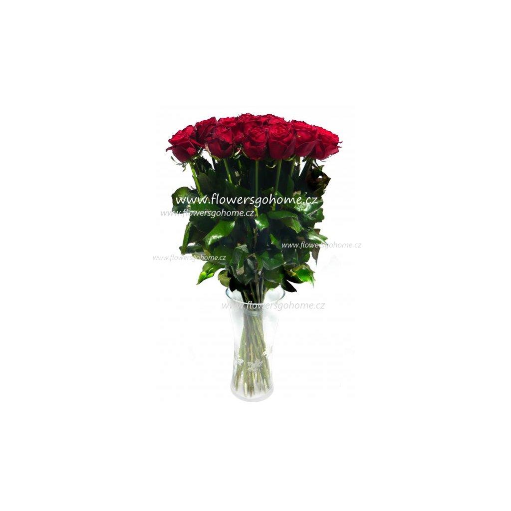 Kytice 35 růží
