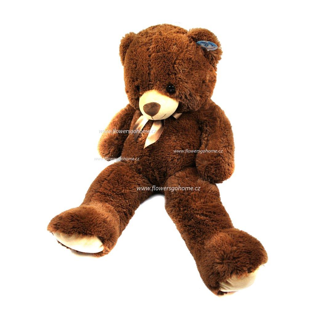 Medvěd plyšový tmavý