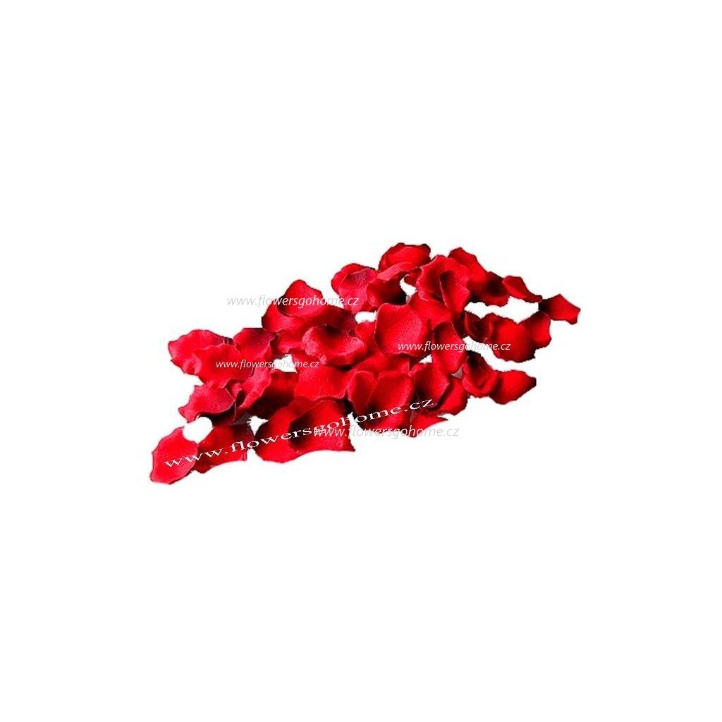 Okvětní plátky růží