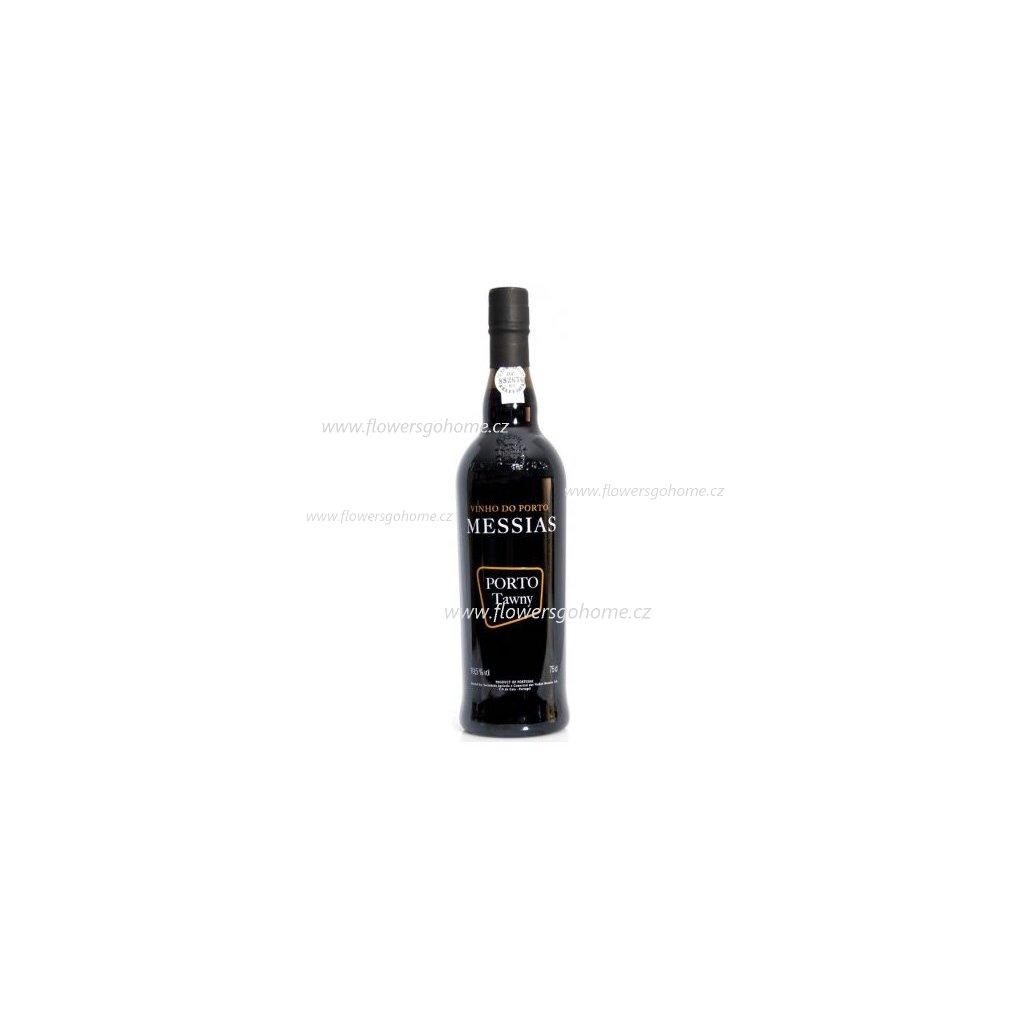 Portské víno MESSIAS TAWNY