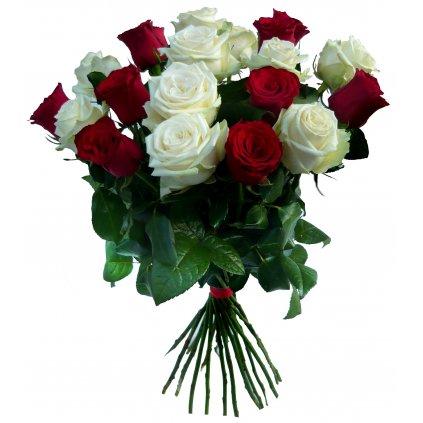 Valentýnská květina