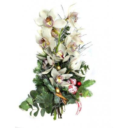 Vánoční kytice