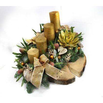 Vánoční svícen