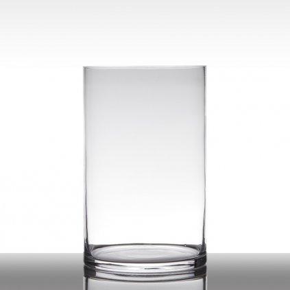 Skleněná váza velká