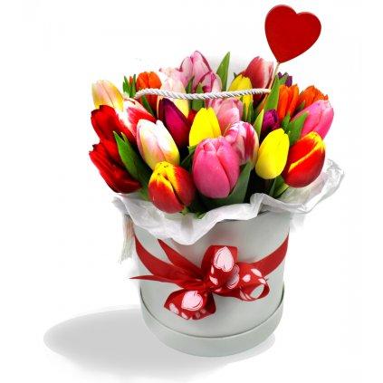 Tulipány Valentýn